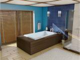 Freestanding Bathtub End Drain Jetta Porter Tub