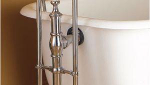 Freestanding Bathtub Faucet Ideas Freestanding Clawfoot Tub Faucet Faucets for Clawfoot