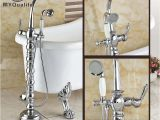 Freestanding Bathtub Faucet Lowes top End Freestanding Bathtub Faucet Tub Filler Single