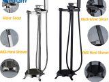 Freestanding Bathtub Faucet Oil Rubbed Bronze Bathtub Faucet Oil Rubbed Bronze & Brushed Nickel Floor