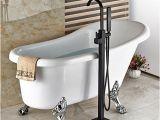 Freestanding Bathtub Faucet Sales Gowe Modern Freestanding Bathtub Faucet Tub Filler Oil
