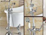 Freestanding Bathtub Faucet Sales top End Freestanding Bathtub Faucet Tub Filler Single