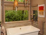Freestanding Bathtub Garden Free Standing Tub Sitting On Pebble River Rock Tile to