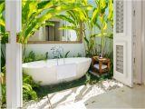 Freestanding Bathtub Garden Luxury Outdoor soaking Bathtub