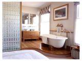 Freestanding Bathtub In Bedroom Raised Floor Bathroom