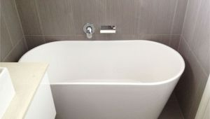 Freestanding Bathtub In Small Bathroom Ways to Make Small Bath Look attractive
