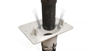 Freestanding Bathtub Kits Maax F2 Drain Abs Kit for Freestanding Bathtub