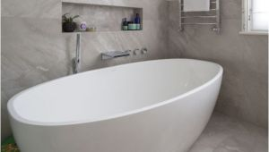 Freestanding Bathtub Large Modern Bathroom