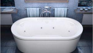 "Freestanding Bathtub Menards Midwest Tubs Grande 34"" X 67"" Freestanding Whirlpool"