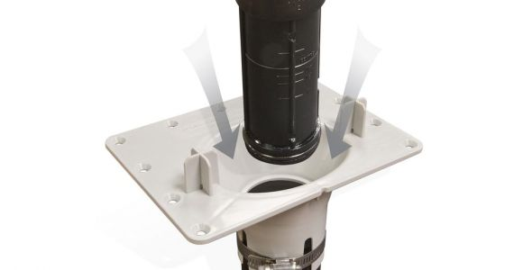 Freestanding Bathtub Rough-in Kit Maax F2 Drain Abs Kit for Freestanding Bathtub