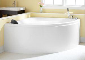 "Freestanding Bathtub Stores Near Me 56"" Boracay Corner Acrylic Tub Bathroom"