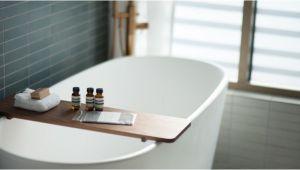Freestanding Bathtub Sydney 1340mm Oval Freestanding Acrylic Bath Tub with Side Waste
