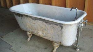 Freestanding Bathtub Vintage Used Bathtubs