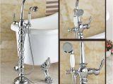 Freestanding Bathtub Wall Faucet Line Buy wholesale Freestanding Bathtub Faucet From