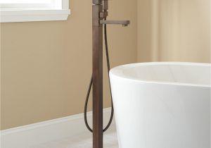 Freestanding Bathtubs Faucets Signature Hardware Gothenburg Freestanding Tub Faucet