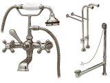 Freestanding Tub Faucet Ideas Randolph Morris Freestanding Tub Faucet Set