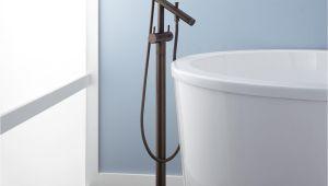 Freestanding Tub Faucet Wobbles Westen Freestanding Tub Faucet Tub Faucets Bathroom