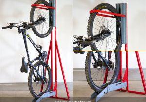 Freestanding Vertical Bike Rack for Apartment Bikeaway Free Standing Rack Cycle Works Limited Bike Lockers