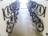 Freestanding Vertical Bike Rack System the Steadyrack Bike Parking Rack is the Best Bike Storage solution