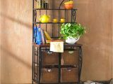 Fresno Rack and Shelving Baker S Racks Kitchen Dining Room Furniture the Home Depot