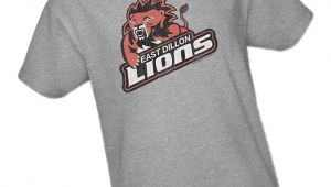 Friday Night Lights Apparel Amazon Com East Dillon Lions Friday Night Lights Adult T Shirt