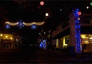 Frozen Christmas Light Show 4th St Berkeley Ca Christmas Lights Pinterest Christmas Lights