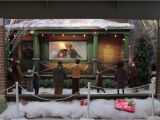 Frozen Christmas Light Show former Macys Windows Highlight Of A Christmas Story Comes Home