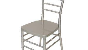 Fruitwood Chiavari Chairs Classic Series Metallic Resin Chiavari Chair with Steel Core