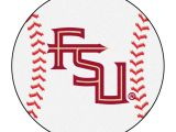 Fsu Rug Ncaa 27 Baseball Mat Florida State Seminoles Pinterest Products