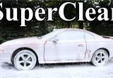 Full Interior Car Cleaning Near Me How to Super Clean Your Car Best Clean Possible Youtube