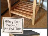 Furniture Making Supplies Diy End Table Diy Furniture Diy Furniture Plans and Pottery