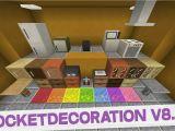 Furniture Mod Installer Pocketdecoration 8 0 Furniture Mod for Minecraft Pe Mcpe Mods