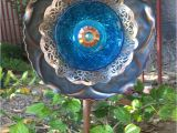 Garden Art From Old Dishes the 115 Best Garden Art Images On Pinterest Garden Art Yard Art