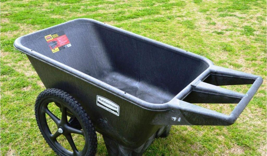 Garden Cart Replacement Wheels Rubbermaid Garden Cart Replacement ...