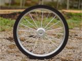 Garden Cart Replacement Wheels Vermont Cart 26 Semi Pneumatic Wheel Complete Unit Garden Way