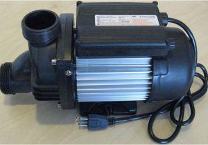 Gemini Plus Ii Jetted Bathtub Pump Universal Bathtub Pump 1 Hp Air Switch Cord Lpupi600m