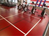 Gerflor Taraflex Flooring Tarai Exa Sport M Evolution Product Offering P1 Shock Absorbency 25
