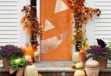 Giant Decorative Jacks 8 Fun Halloween Door Ideas Halloween Door Decorations Pinterest
