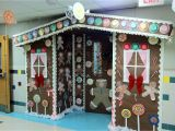 Gingerbread themed Office Decorations Florinda Santos Florinda0259 On Pinterest