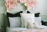 Girly Lamps for Bedroom Light Pink Rose Gold Teen Tween Girls Bedroom Makeover Pinterest