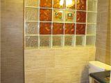 Glass Blocks for Showers Glass Block In Bathroom Marieroget Com