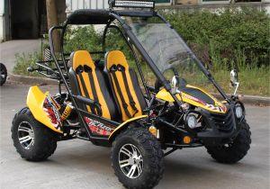 Go Kart Bench Seat Trailmaster Blazer 150 X Two Seat Go Kart Blazer150x Bmi Karts