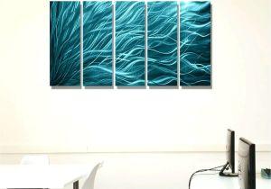 Gold Decorative Jacks Modern Wall Art for Living Room New Metal Wall Art Panels Fresh 1