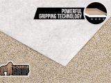 Gorilla Floor Padding 12 Round Amazon Com Gorilla Grip original area Rug Gripper Pad for Carpeted