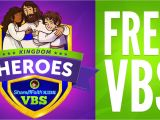 Gospel Light Vbs Free Vbs Get Kingdom Heroes Your Free Vacation Bible School Program