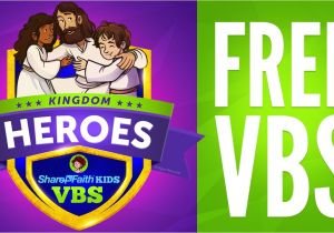 Gospel Light Vbs Free Vbs Get Kingdom Heroes Your Free Vacation Bible School Program