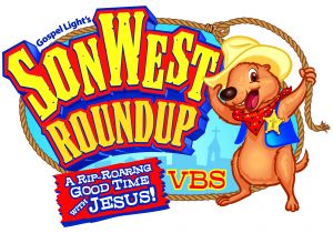 Gospel Light Vbs sonwest Roundup Vbs Clipart