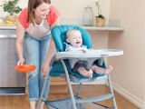 Graco Slim Spaces High Chair Stratus Amazon Com Graco Slim Snacker Stratus Baby