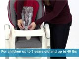 Graco Tablefit High Chair Finley Graco Tablefit Highchair 1852647 Youtube