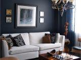 Green and Blue Living Room 15 Beautiful Dark Blue Wall Design Ideas
